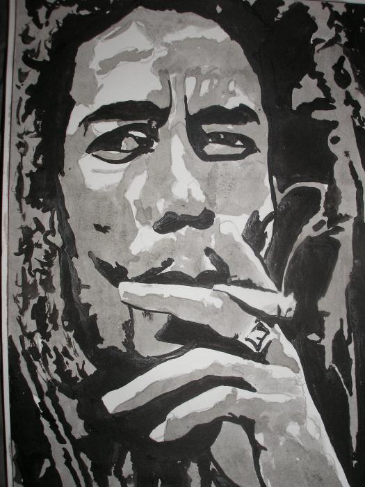 Bob Marley por Coffee58